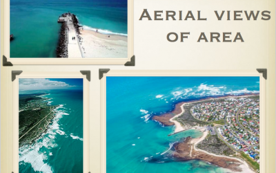 Struis Bay Aerial Views